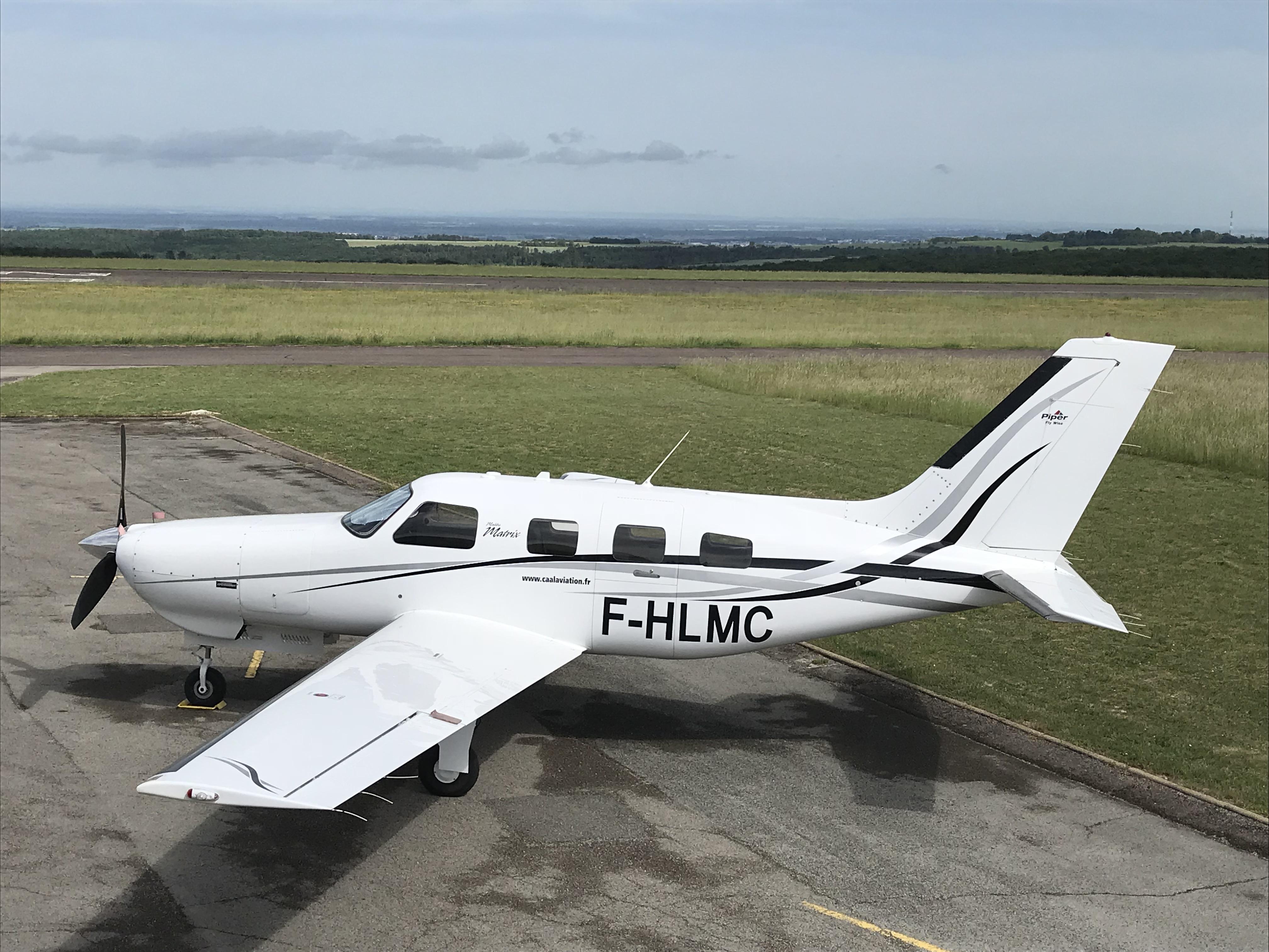 PIPER PA46R-350T MATRIX